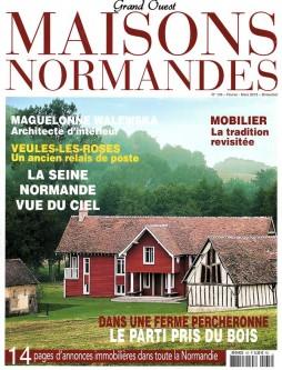 Maisons Normandes / Mars 2013